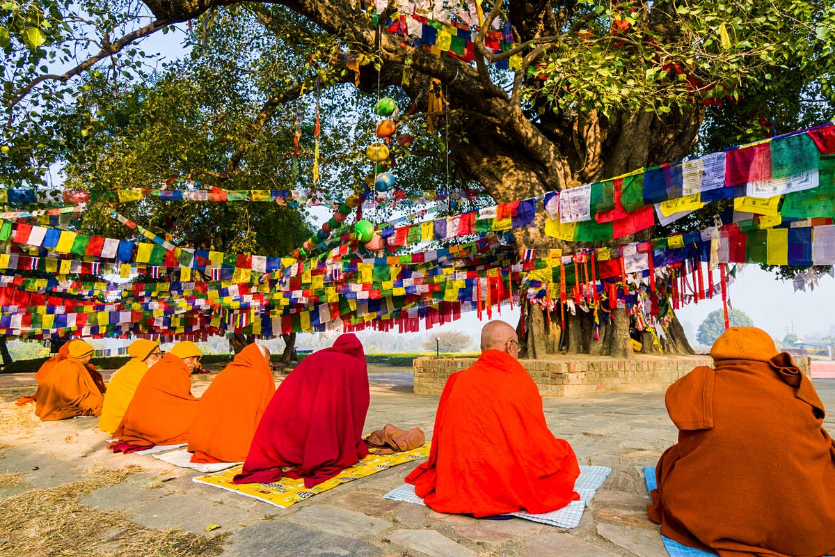 Walking in Buddha's footsteps at Lumbini - Lonely Planet
