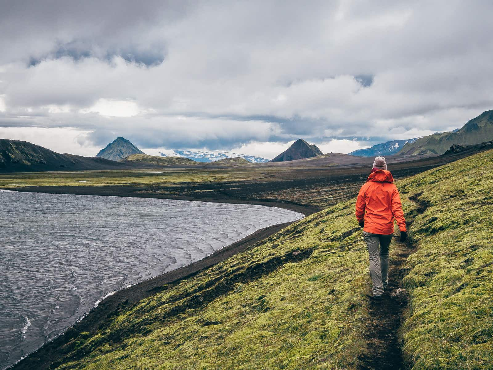 Best foot forward: hiking your way around the world