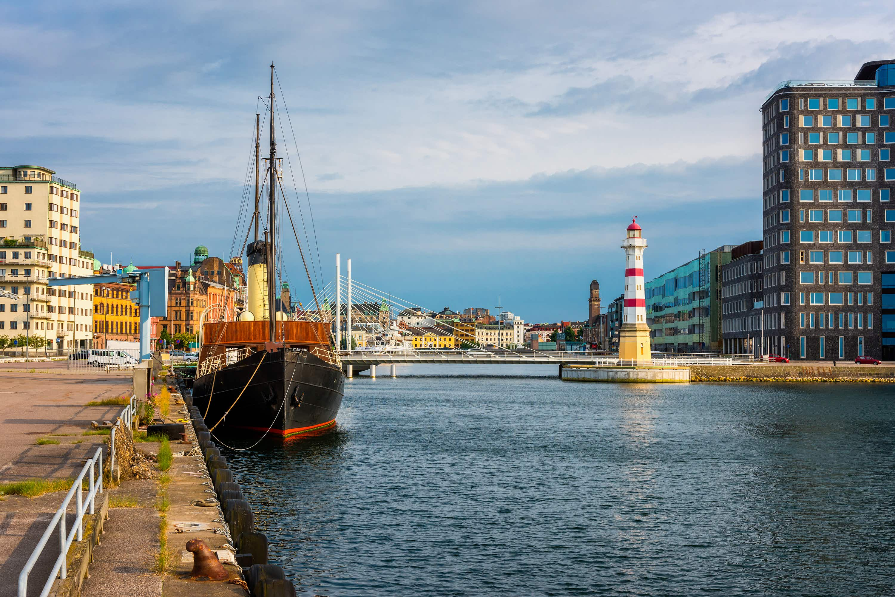 Maritime Malmö: exploring Sweden's city by the sea