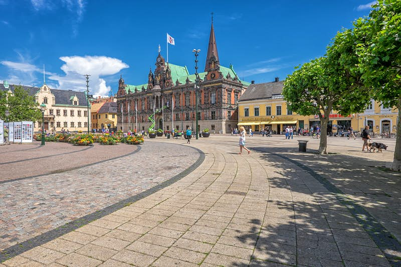 Features - Malmo in Sweden