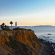Point Vicente Lighthouse at Palos Verdes is part of a great day trip from Los Angeles © Peieq / Getty