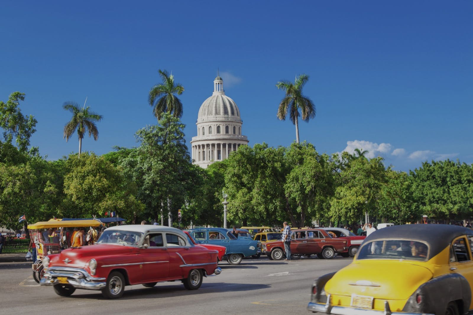 Yes, Americans, you can still visit Cuba