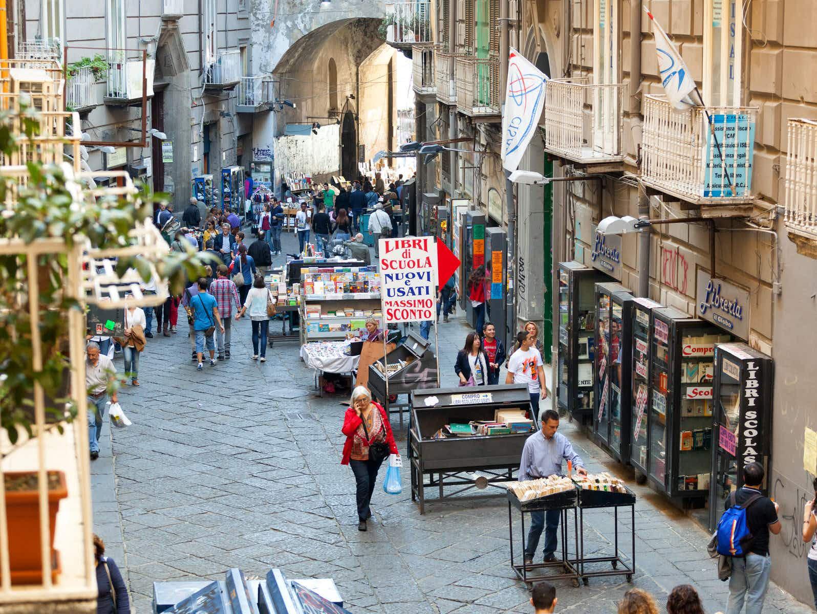 My Brilliant Friend: discover the Naples locations that inspired Elena Ferrante