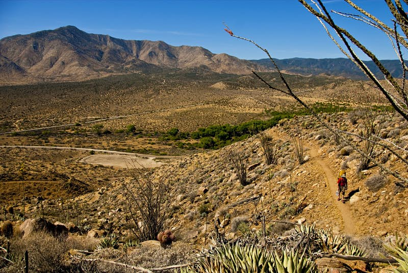 Every kind of hike: Mexico to Canada on the Pacific Crest