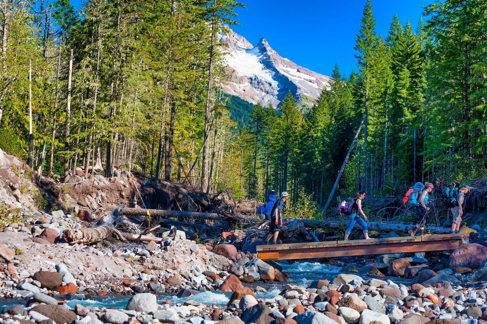 Every kind of hike: Mexico to Canada on the Pacific Crest Trail