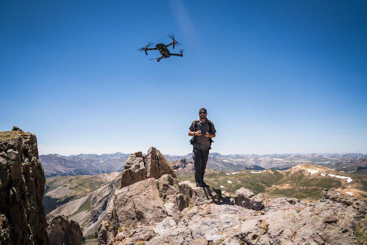 Ask an expert: Gabriel Rovick on how to travel with a drone