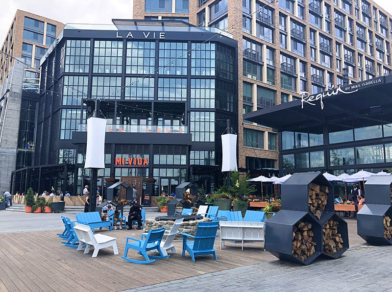 Dine Shop Stroll The Best Of Dc S New District Wharf