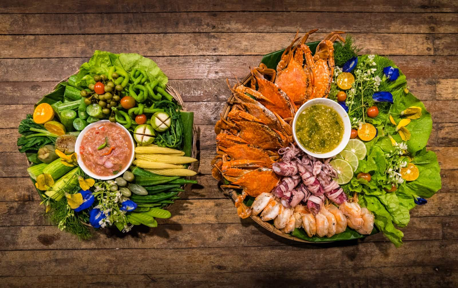 Thai cuisine has multicultural influences that can vary from province to province © Geet Theerawat / Shutterstock