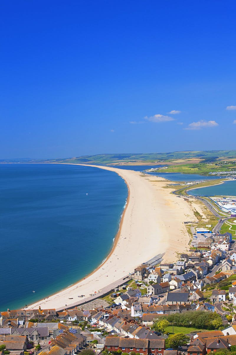 Chesil Beach, Dorset, England © Laurie Noble / Getty Images