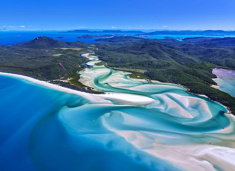 The Whitsunday Islands, Australia © Yoshio Tomii / Getty Images
