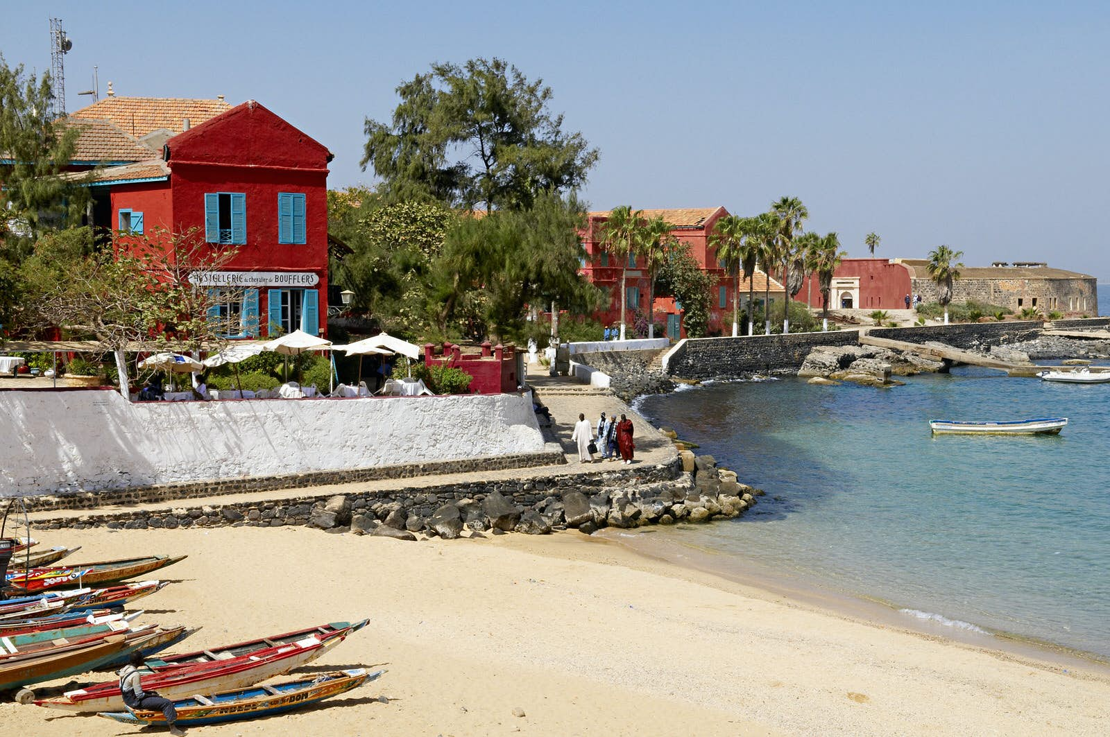 Senegal Travel Africa Lonely Planet