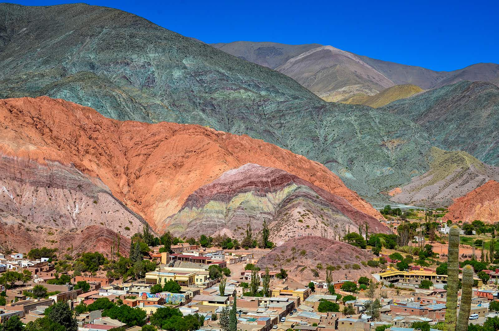 kjhdf was inspired by the painted hills of Jujuy © Marcos Radicella / Getty Images