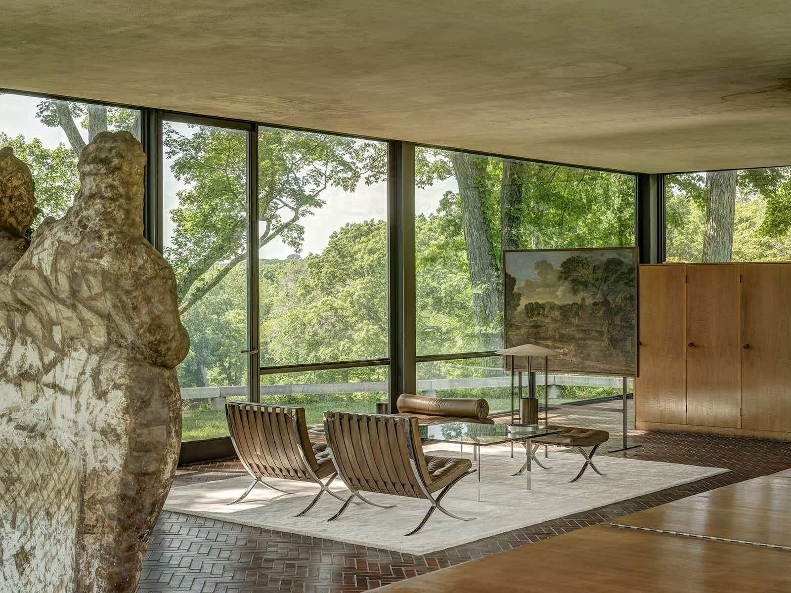 Seeking mid-century modern design in the Eastern USA