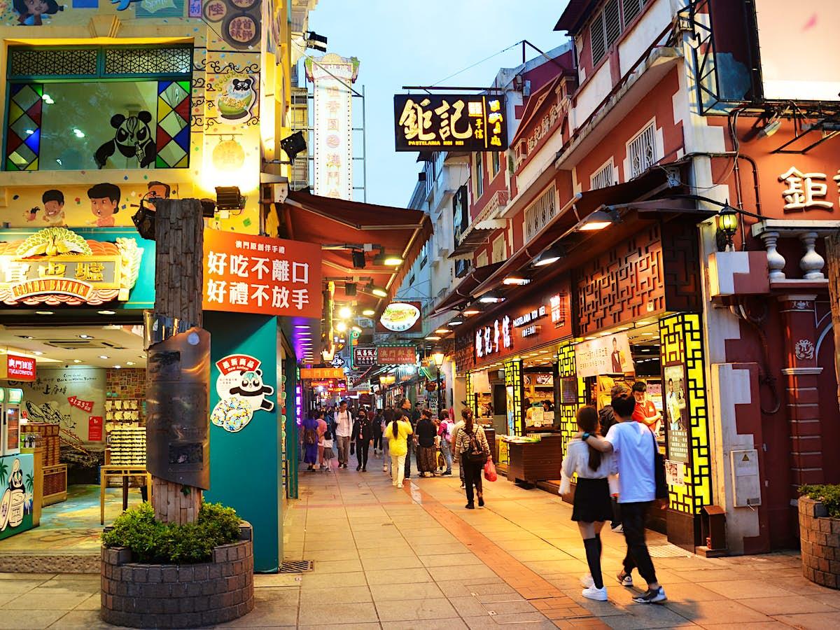 Taipa Macau