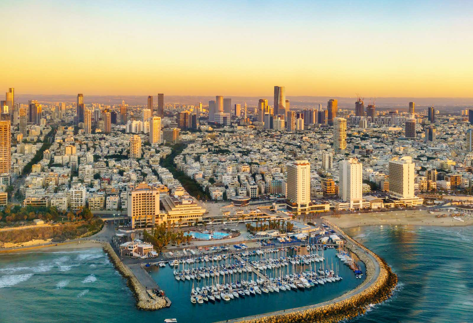 Tel Aviv with kids: a beachside city for the whole family