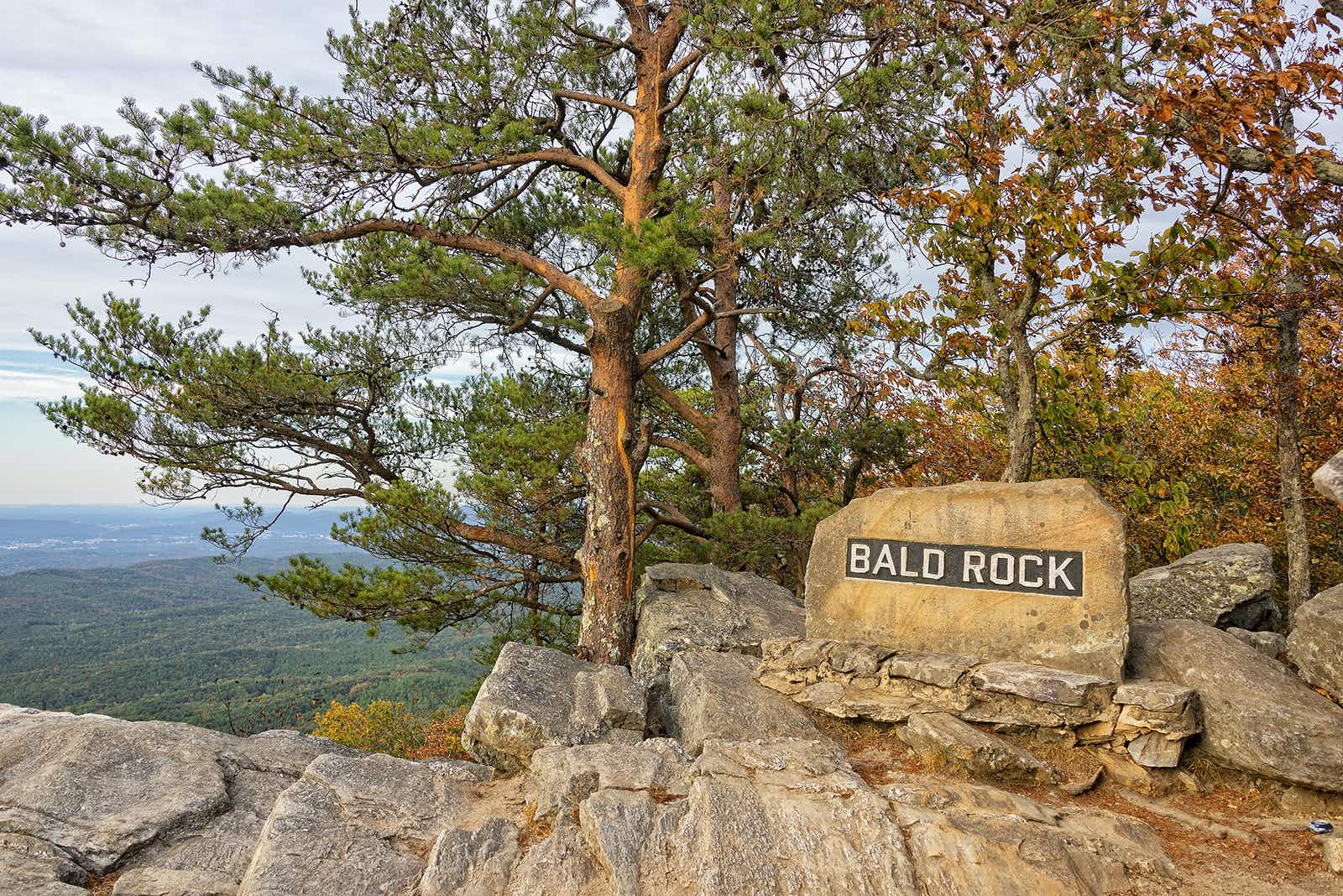 Take a hike: 5 natural escapes in Alabama - Lonely Planet Cheaha State Park Hiking Trail Map on chehaw park campground map, alabama state map, mt. cheaha map, forest park hiking trails map, mount cheaha trail map, cheaha mountain hiking trail map, blauvelt state park trail map,