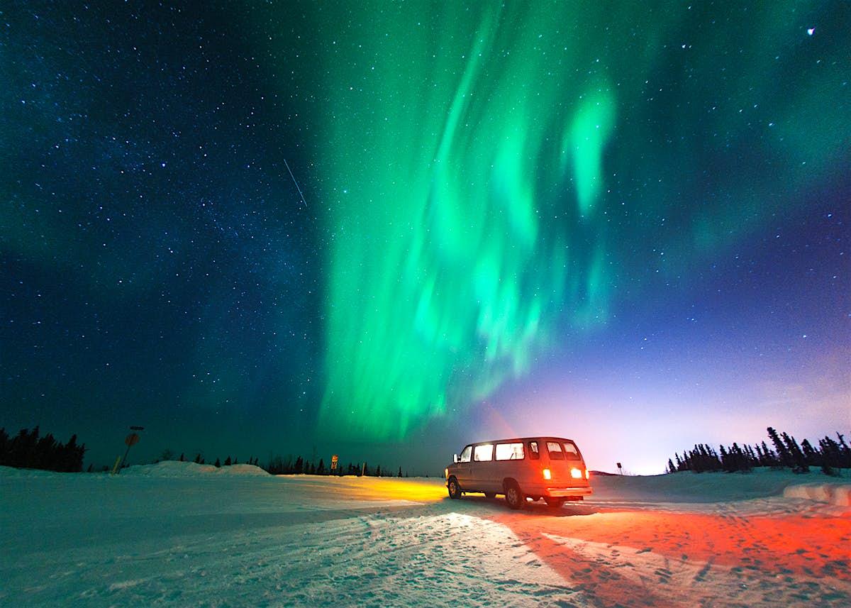 North America's most spectacular winter destinations