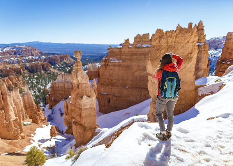 Thrills and chills: North America's most spectacular winter destinations