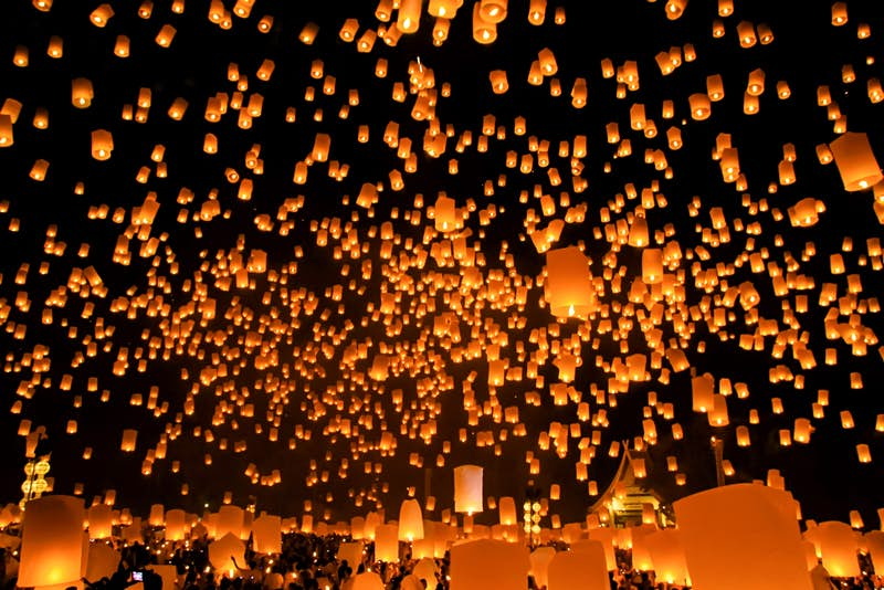 Where to celebrate Loi Krathong in Chiang Mai - Lonely Planet