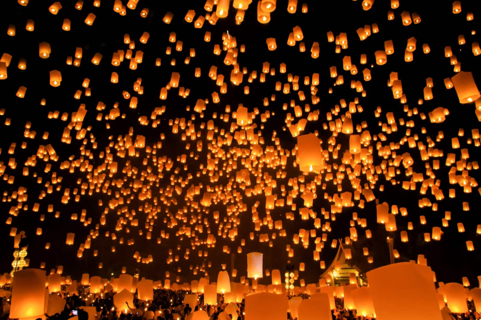 Festival Of Lights Riverside 2020.Where To Celebrate Loi Krathong In Chiang Mai Lonely Planet