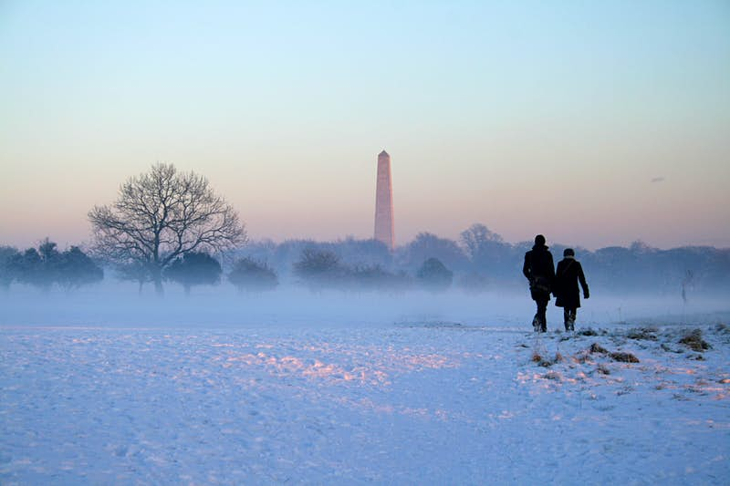 The cosy delights of Dublin in winter