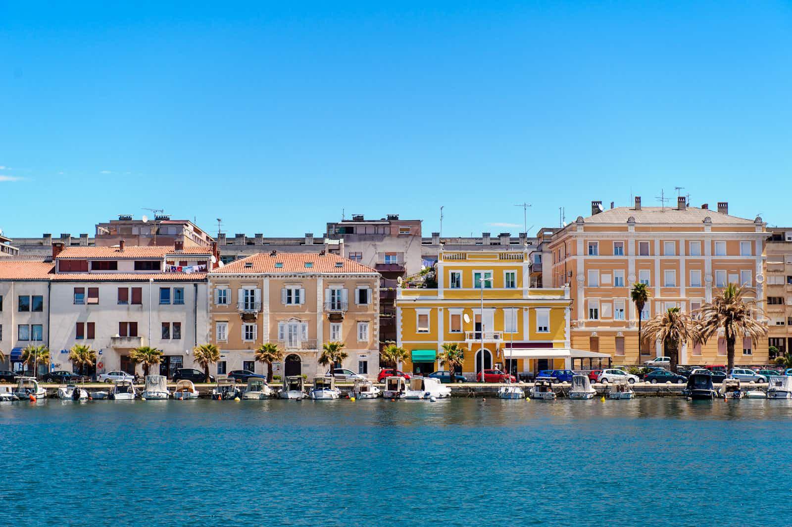Three Days In Zadar Exploring In And Around Croatias