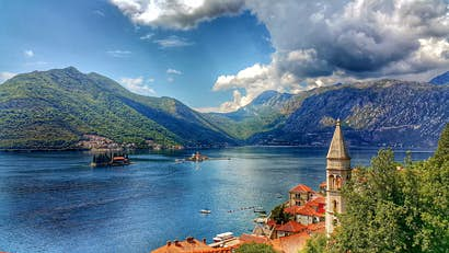 Four scenic drives in the Balkans