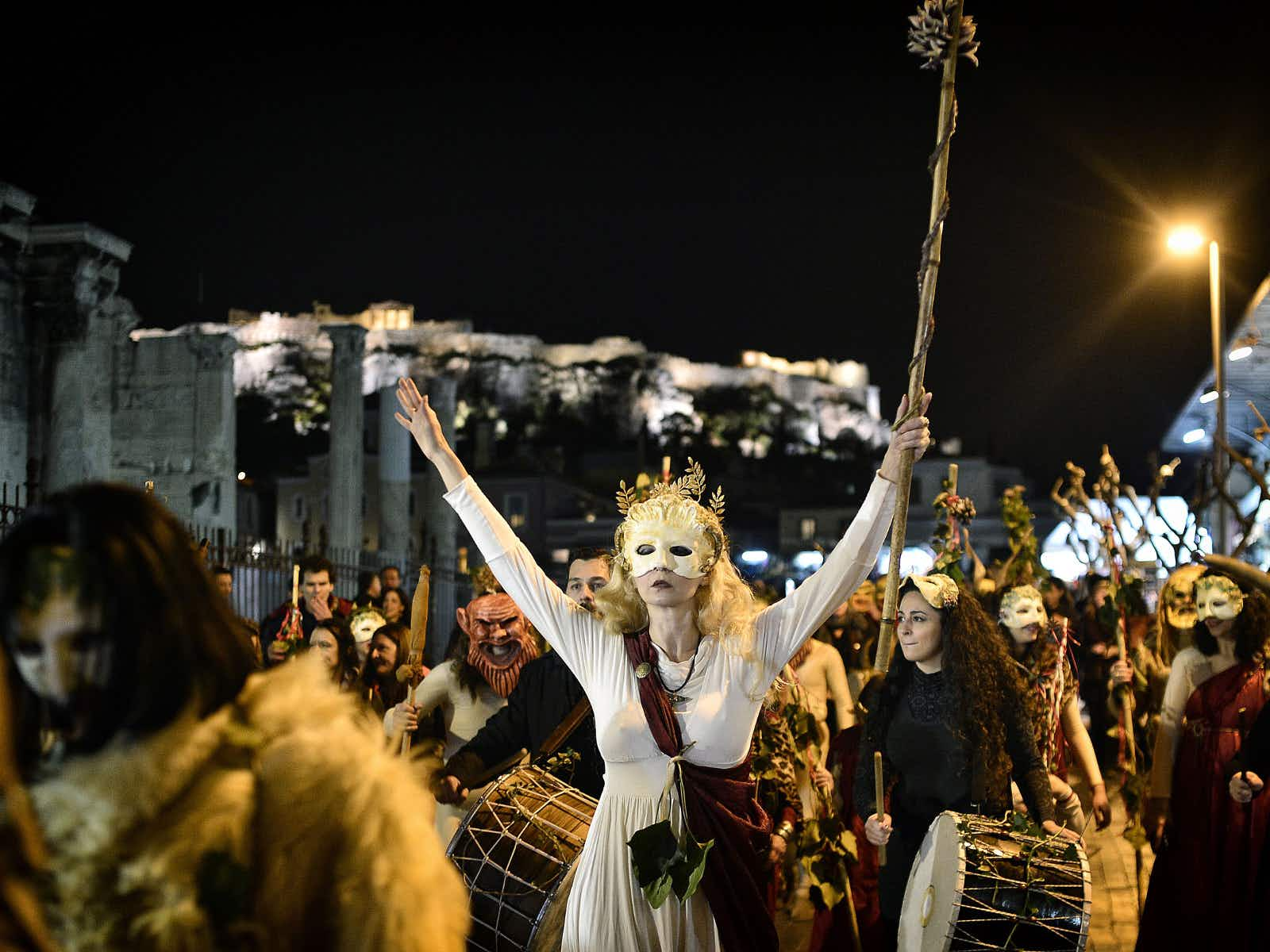 Spotlight on: the carnival season in Athens - Lonely Planet