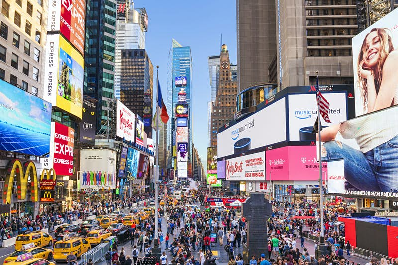New York's Times Square