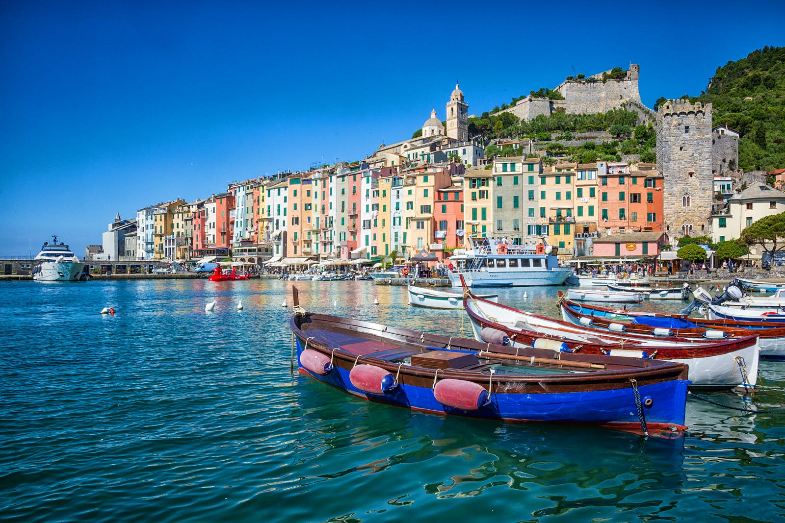 Alternative Cinque Terre: five beautiful and unspoiled Italian Riviera villages