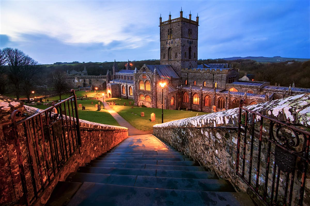 Follow in the footsteps of Wales' myths and legends - Lonely Planet