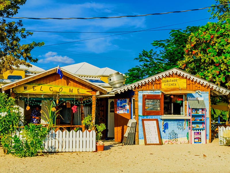 Conch Callaloo Cassava A Taste Of The Cayman Islands