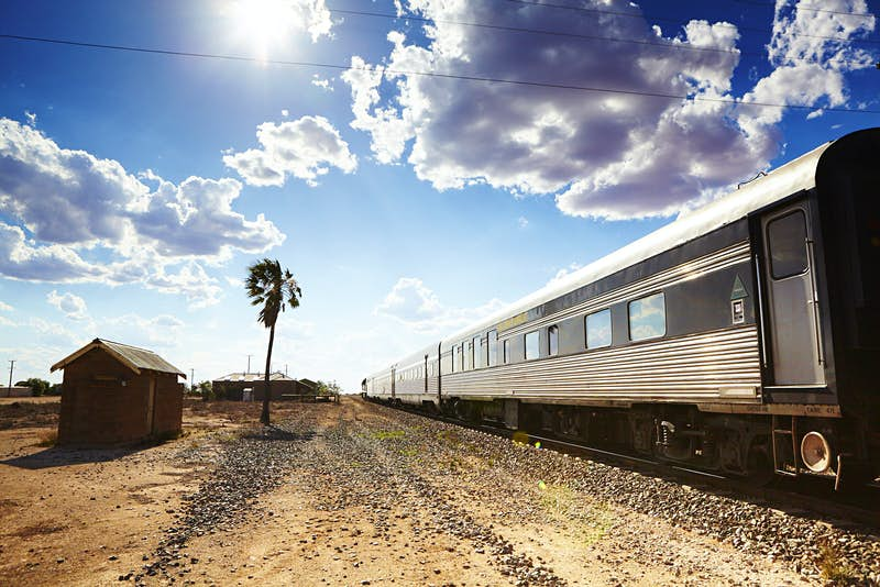 Here's how to see Australia by train - Lonely Planet
