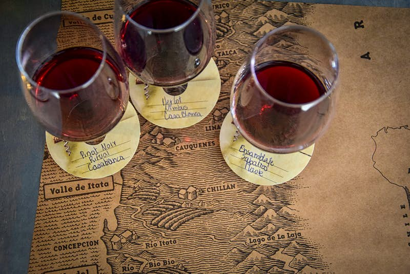 The best wine bars in Santiago - Lonely Planet