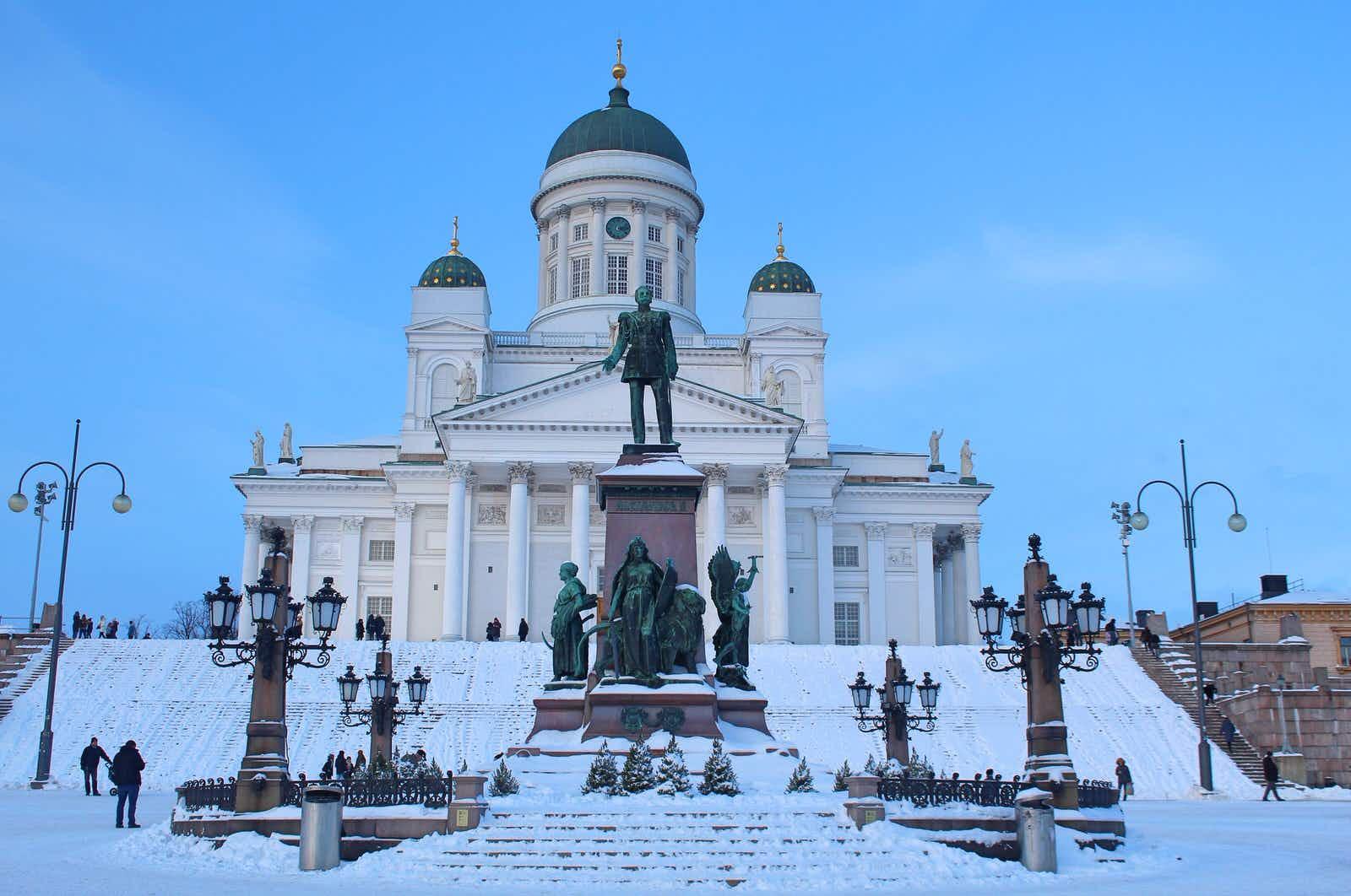 Capital gains: Helsinki on a budget