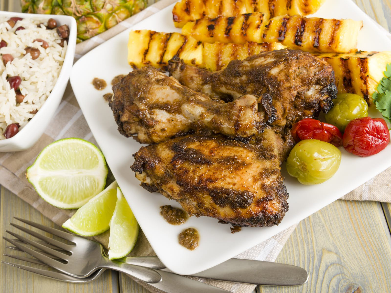Conch Callaloo Cassava A Taste Of The Cayman Islands Lonely