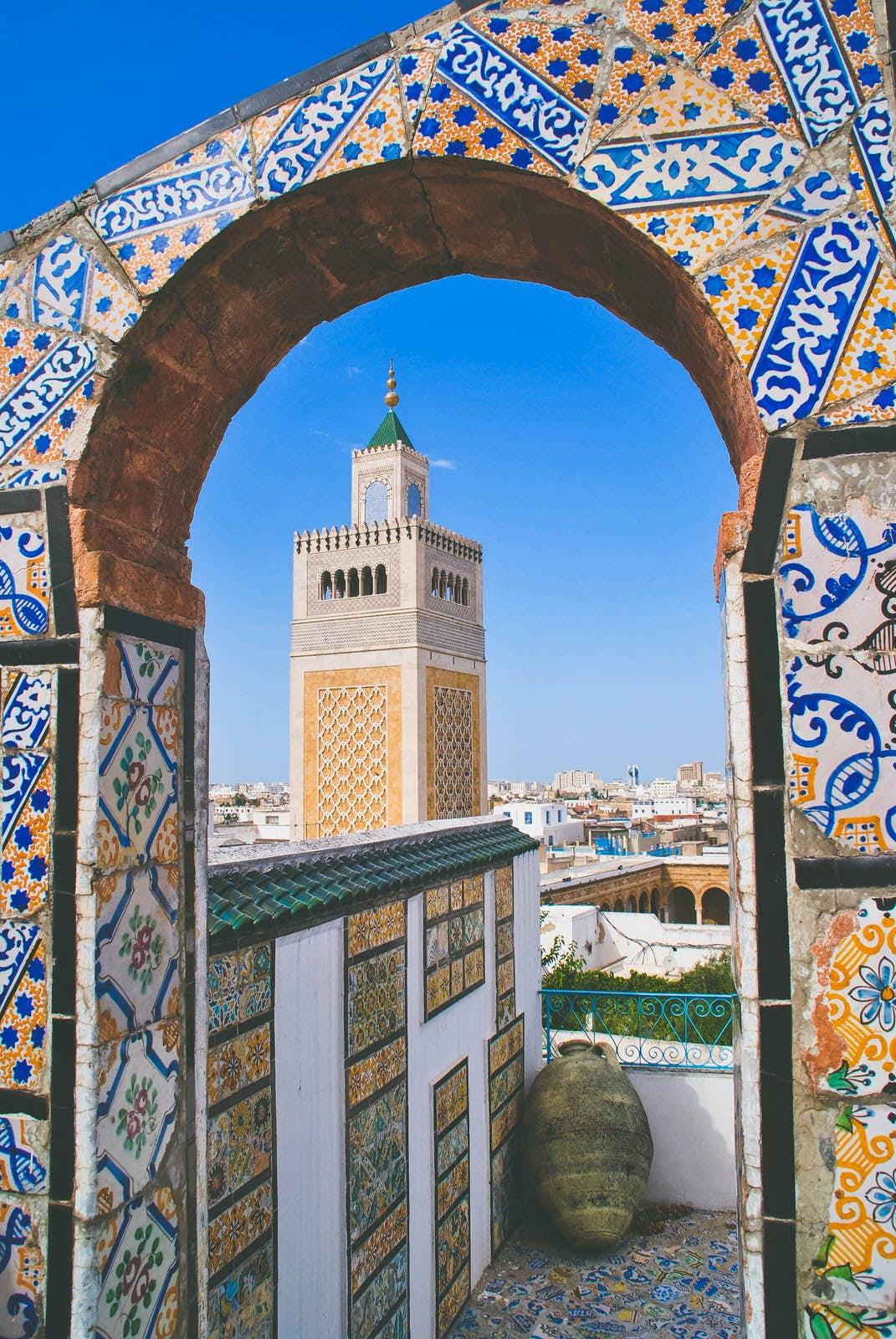 Best Things To Do In Tunis In Spring Lonely Planet