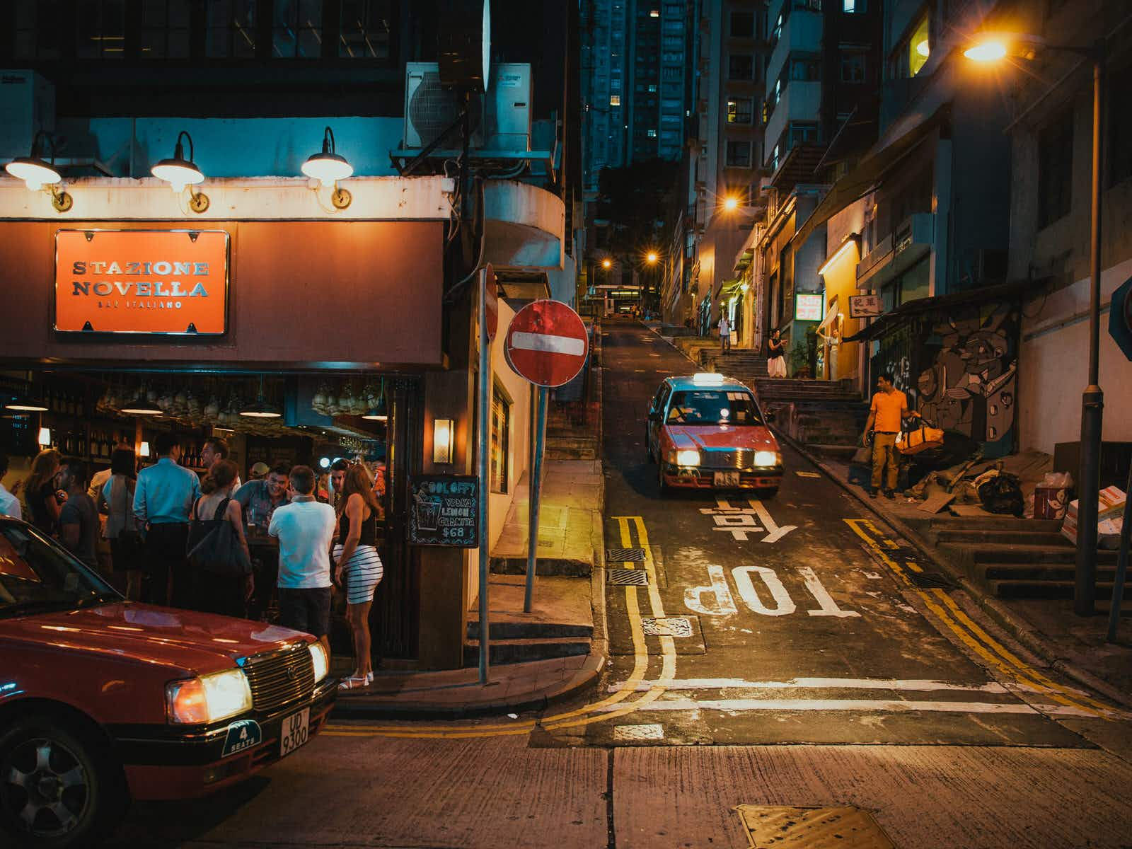 A dance of contrasts: some of Hong Kong's oldest streets are seeing new life © JoeyCheung / Shutterstock