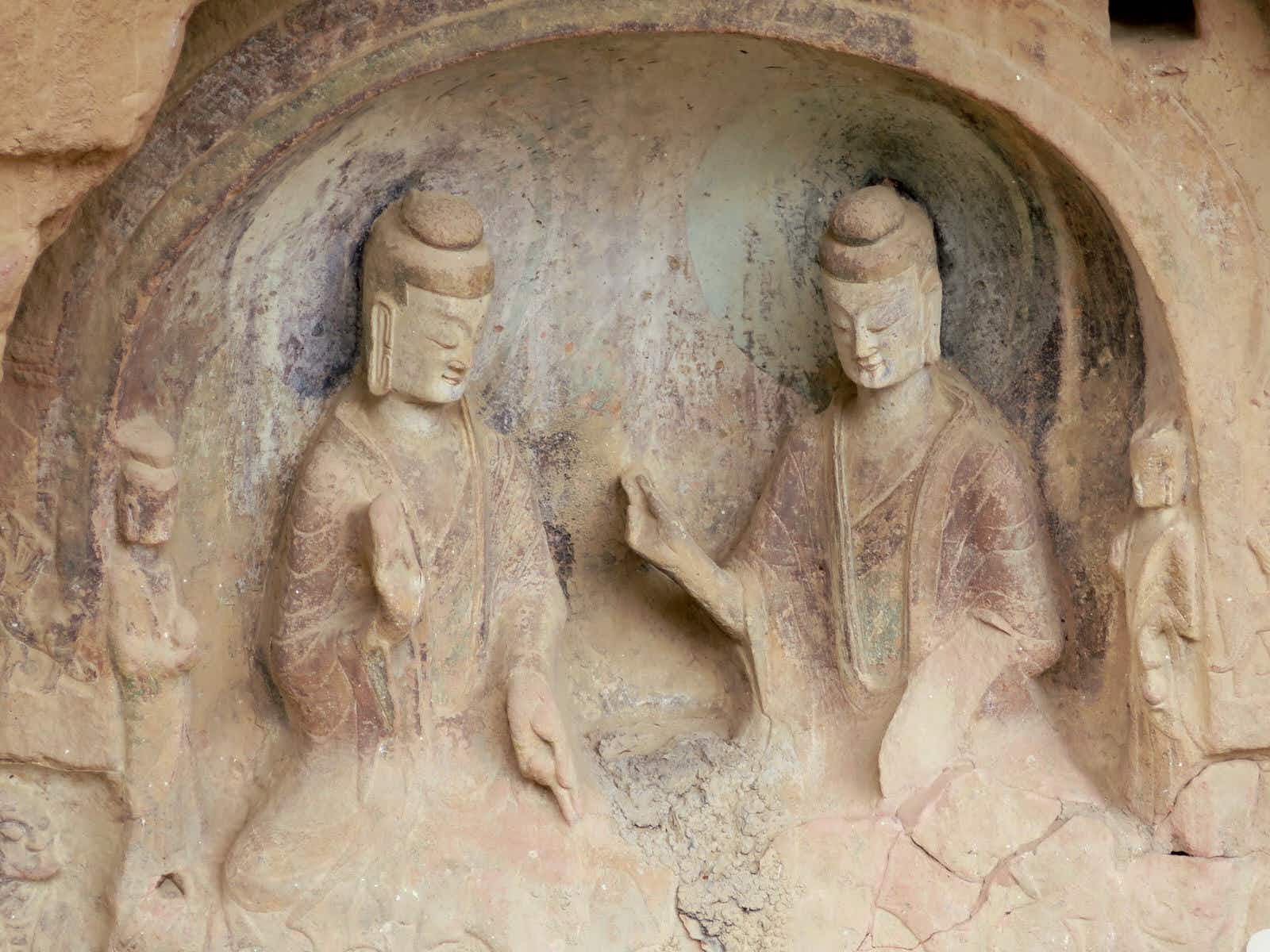 China's Buddhist caves: the enduring art of the Silk Road