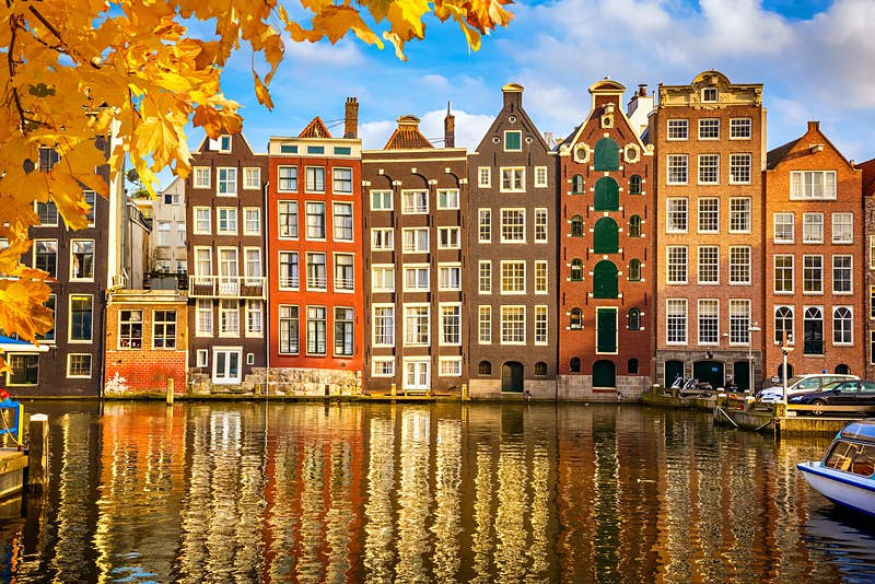 There's no shortage of exciting events happening in Amsterdam in 2019 © S.Borisov/Lonely Planet