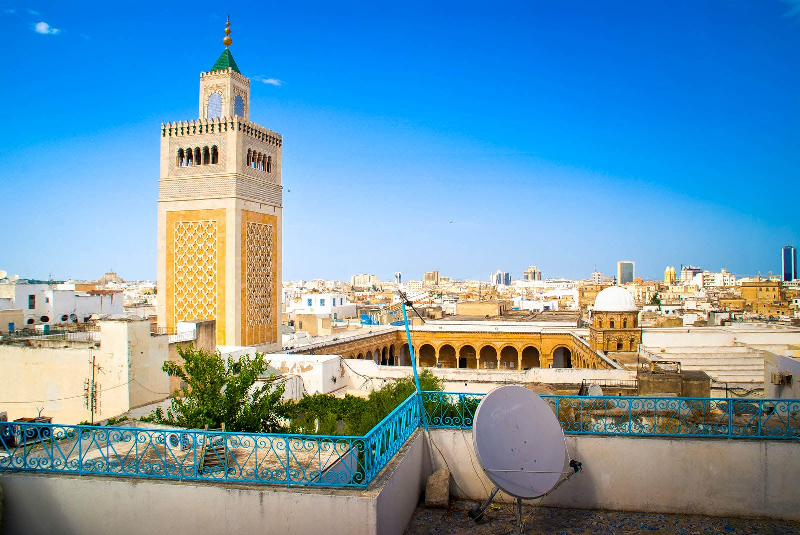 Medina Meanders Exploring The Old Walled City In The