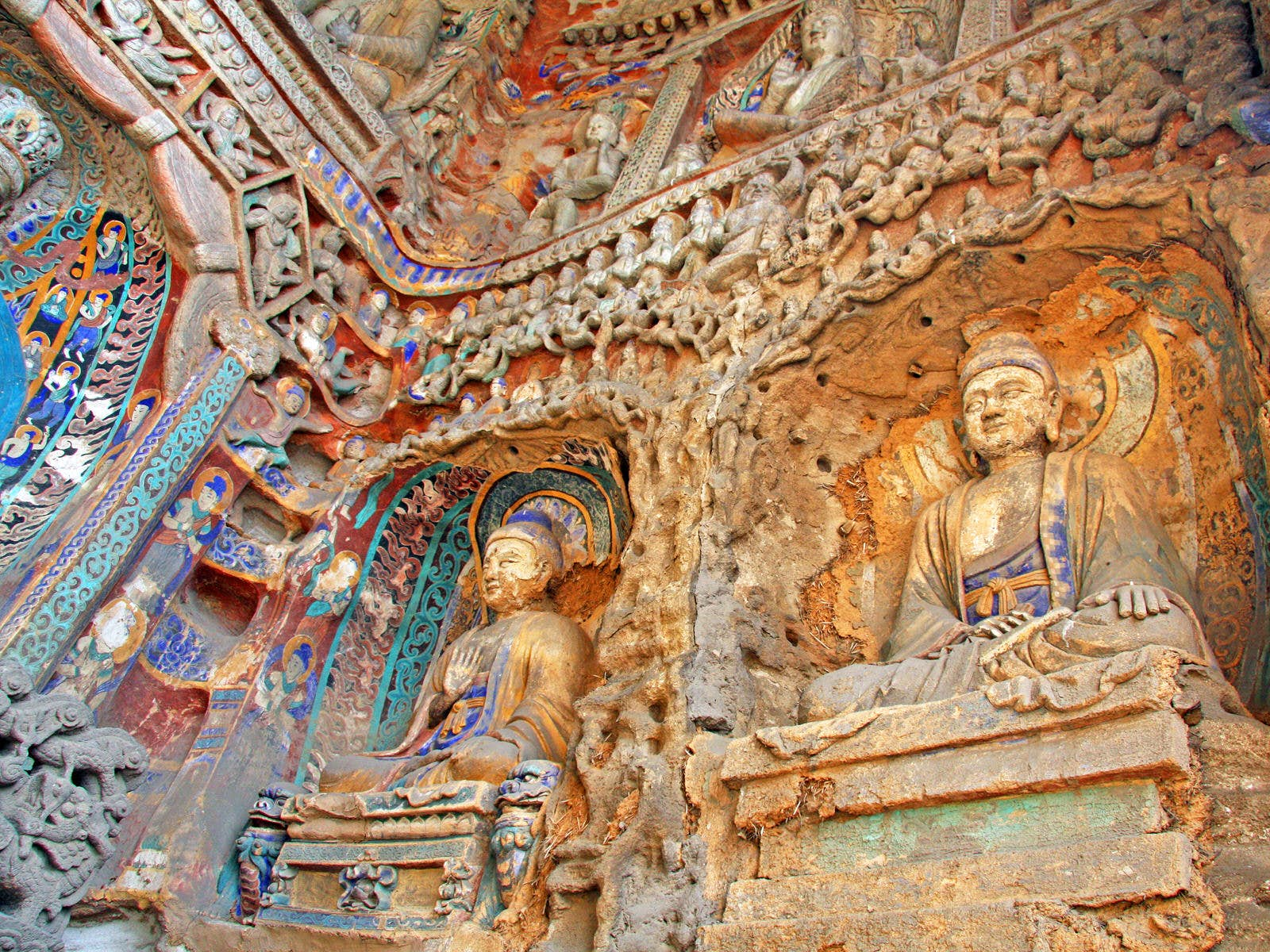 China S Buddhist Caves The Enduring Art Of The Silk Road Lonely Planet