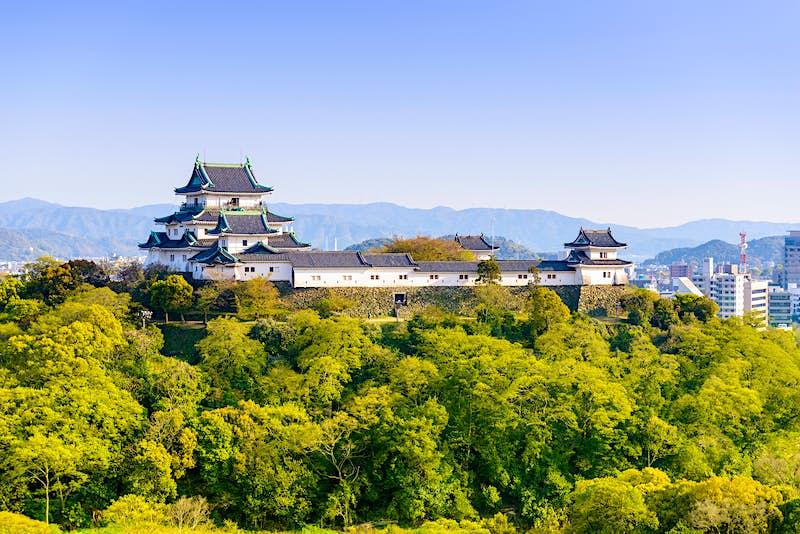 Features - Wakayama, Japan Castle