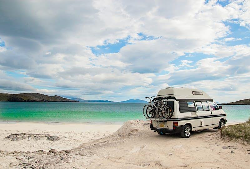 The best destinations for camper van travel