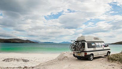 The best destinations for camper van travel