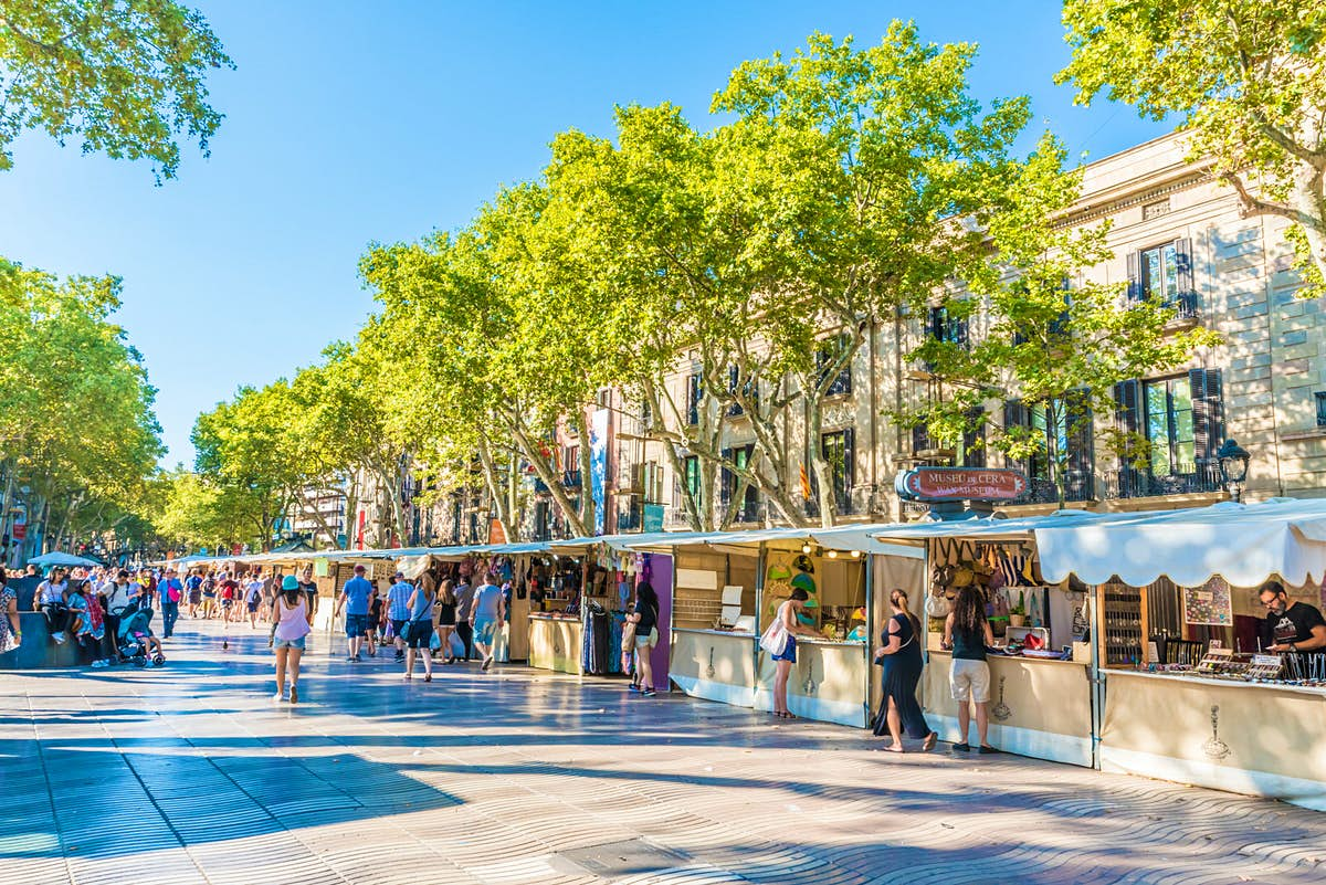 Top 20 free things to do in Barcelona