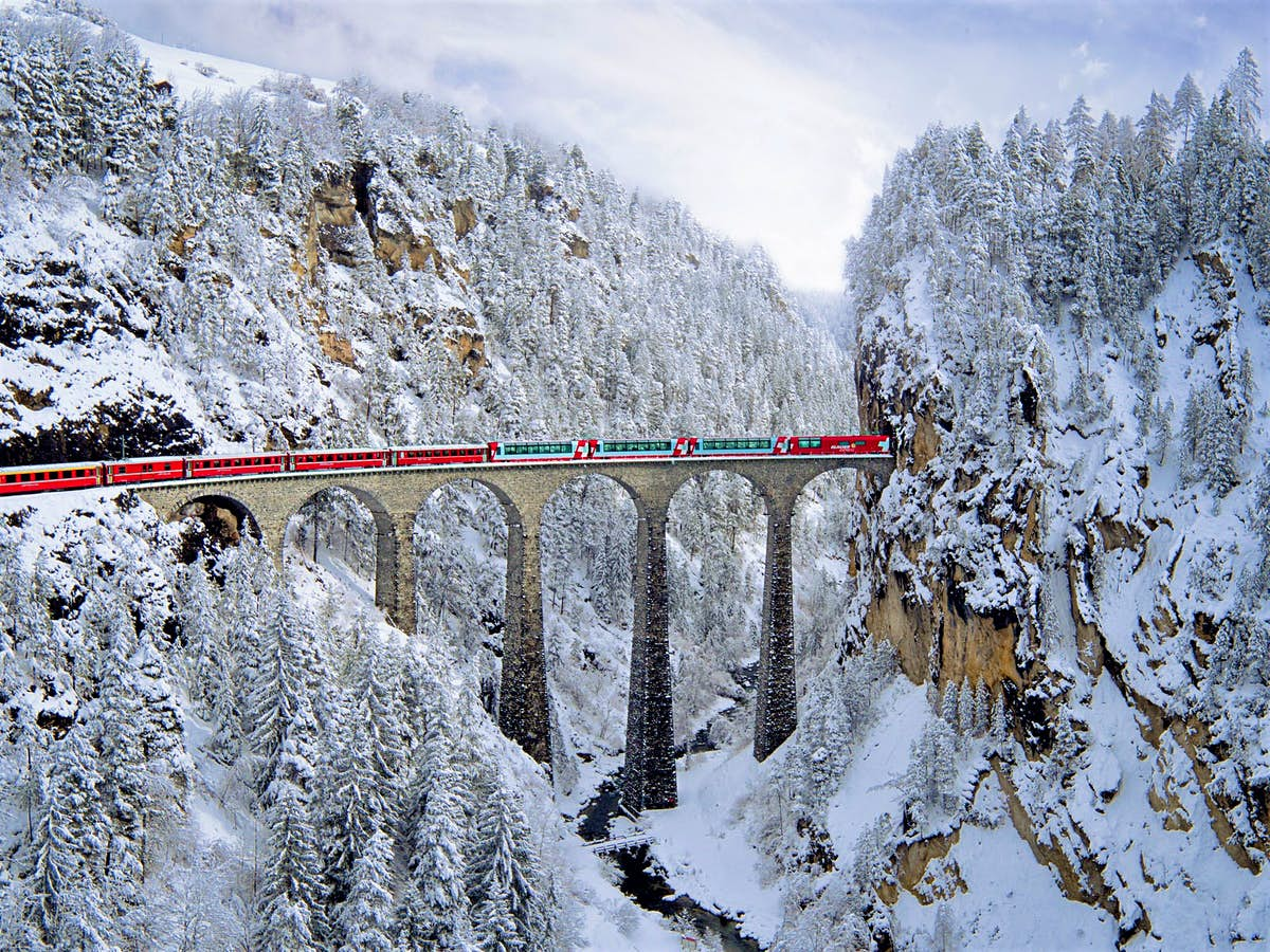 Riding the rails in Switzerland - Lonely Planet