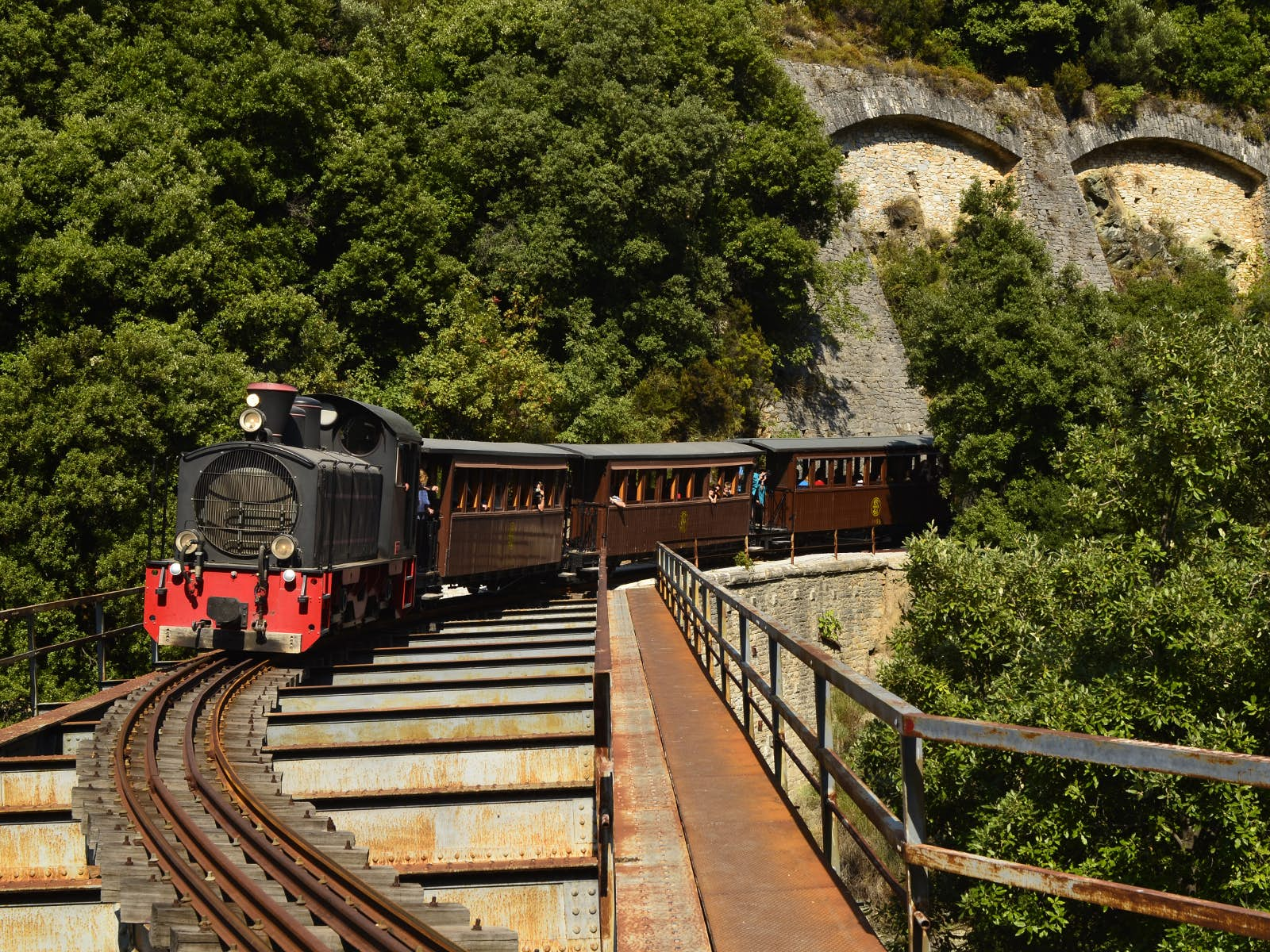 All aboard: Greece's scenic train journeys - Lonely Planet