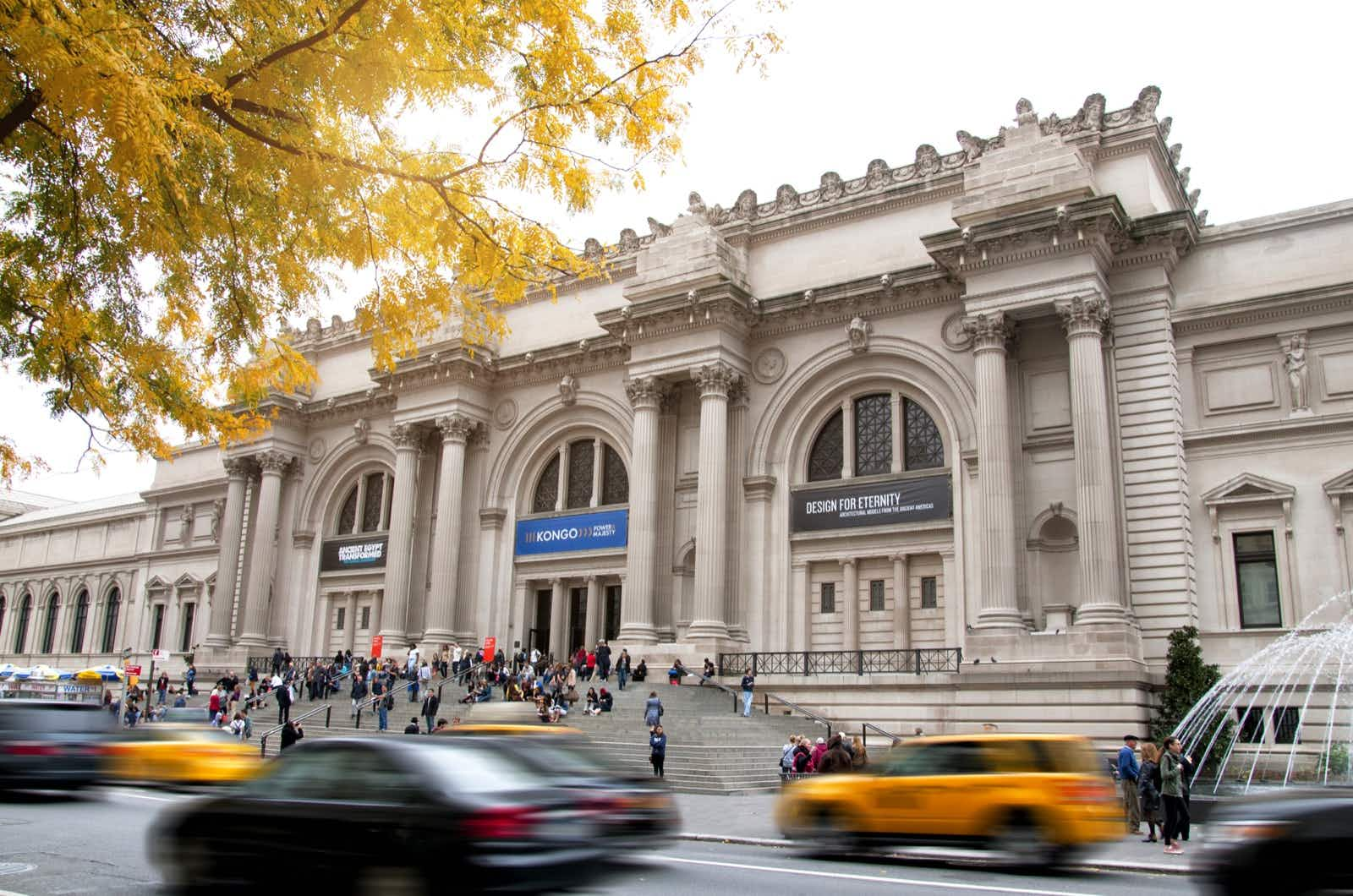 The American Museum of Natural History is located on the Upper West Side of Manhattan © Lady-Photo / Getty Images