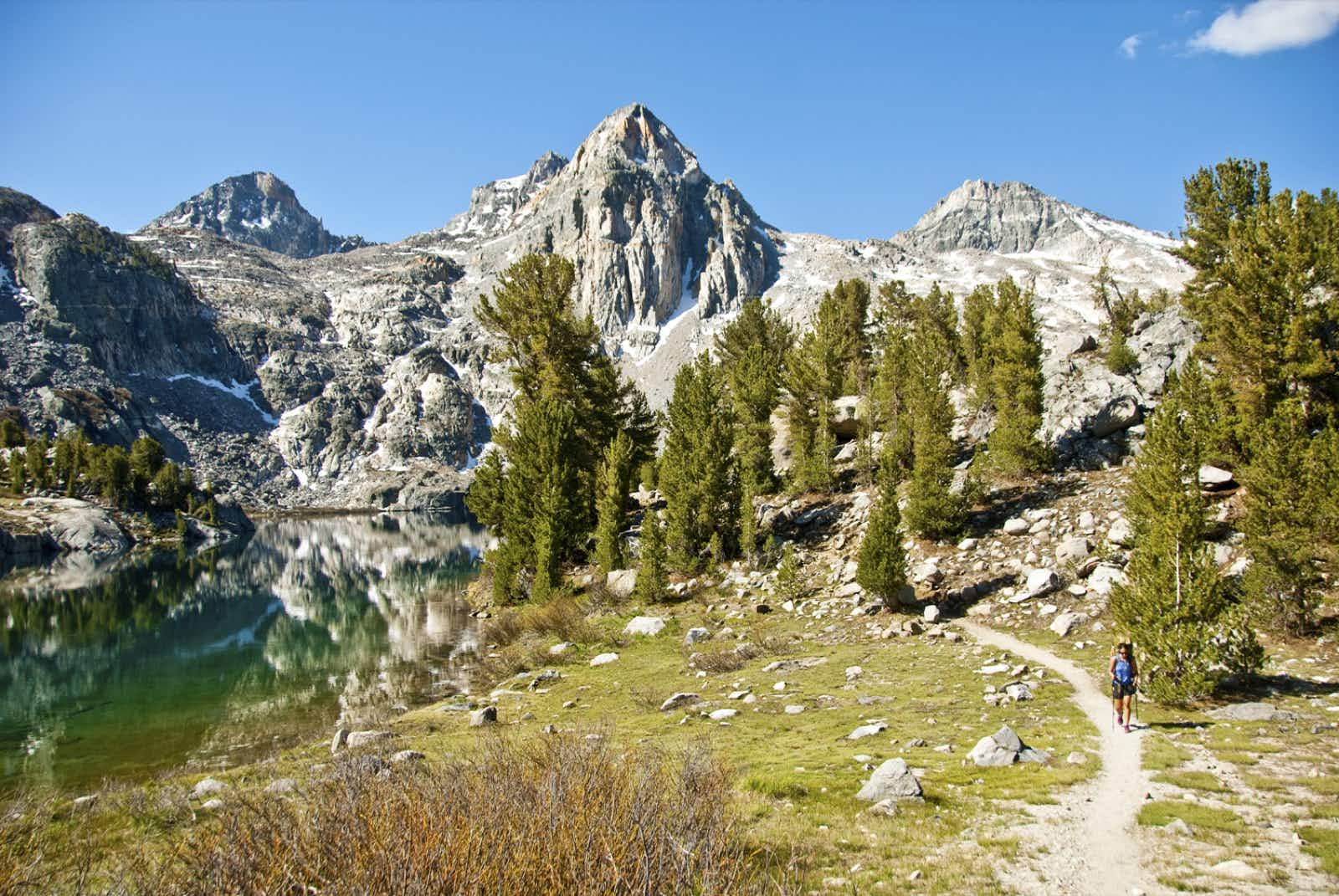 Mountains, lakes, forests, they're all a part of the PCT